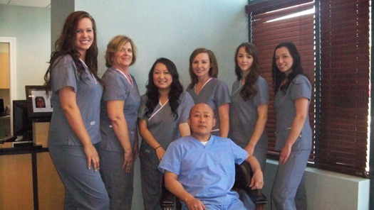 Brookdale Dental Care Staff Charlotte NC Dr. Kong Vang Dentist